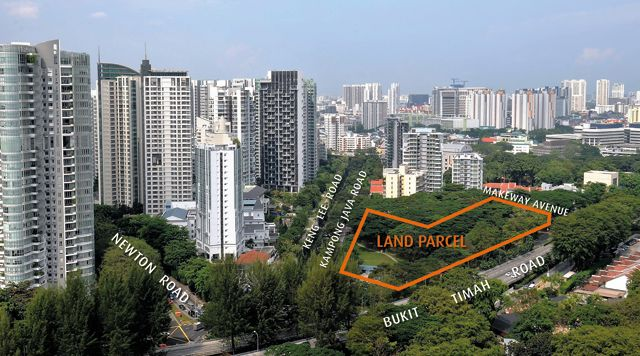 You are currently viewing Chip Eng Seng emerges top bidder for Kampong Java site at $418.8m