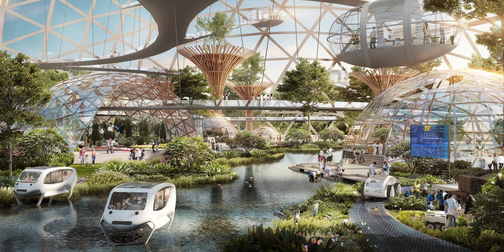 Is this how S'pore's Greater Southern Waterfront will look like?